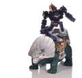 FansProject - Saurus Ryu-Oh: Tricerabot