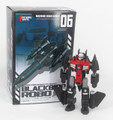 Machine Robo - MR-06 - Blackbird Robo (Gobots Reboot)