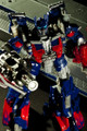DA-03 Optimus Prime with MECHTECH Trailer