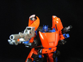TFX ABT-01 (BT-22 Optimus Transforming Gun and Matrix)