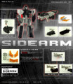 TFX-05 Sidearm