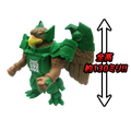 BS-31 - Beast Sofubi Collection 02 Captain Eagle