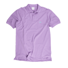The Standard Piqué Polo Lavender