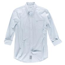 Proper Check Sport Shirt - Monaco Dusk