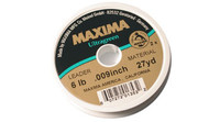Maxima leader has been a staple in the fly fishing community for years and now its moving into the float centerpin fishing world.