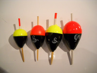 you don't often get value and quality in the same sentence but these floats are quality with great value. Well made and designed Streamside floats are at the top of the list for centerpin float