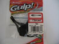 Gulp Leech Black