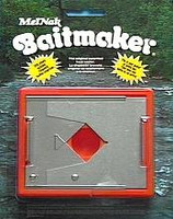 Melnak Bait Maker for roe bags used when centerpin fishing for steelhead