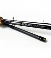 KINGPIN 13'6  4-8 CENTERPIN FLOAT FISHING ROD
