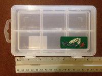 Tackle Box 6 compartment *50% OFF*