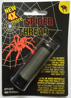 NEW 4X MORE! Spider Thread Spawn/Roe Tying 400ft