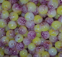 CREEK CANDY BEADS Crystal Meth 8mm SINKZ (15 pack)