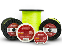 Scientific Anglers Dacron Backing Line - Chartreuse