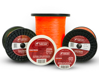 Scientific Anglers Dacron Backing Line - Orange