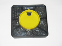RAVEN SPLIT SHOT DISPENSER 7-PART