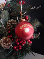 2013 Christmas Ornament (Red)