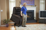 Relaxer PR-756 Lift Chair with MaxiComfort (Infinite & Zero Gravity Position)