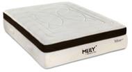 MLILY Bliss Memory Foam, Gel & Bamboo PillowTop
