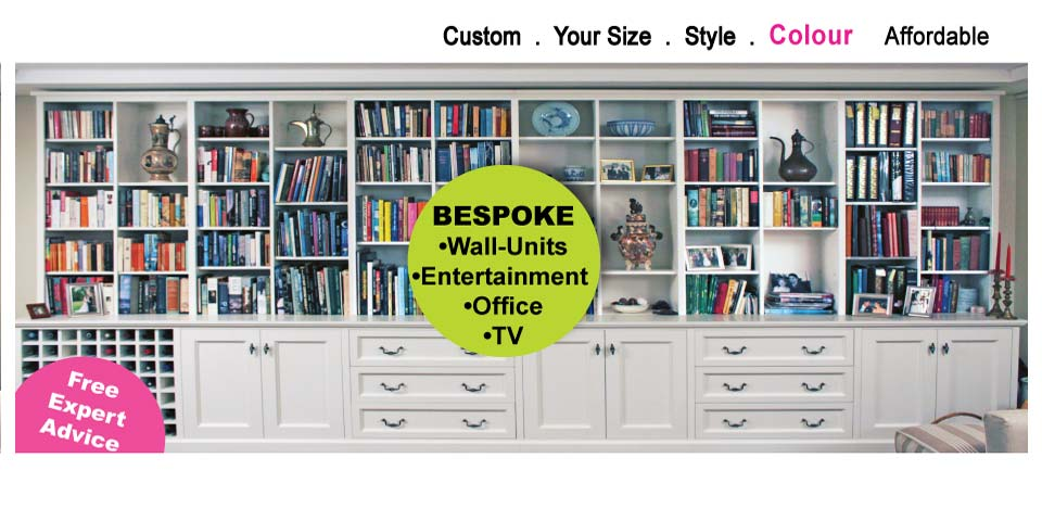 bookshelves for office. Canalside Interiors Wall Unit Custom Bookcase Bookshelves For Office