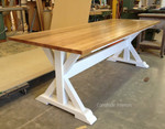 Custom Made Lyon Dining Table