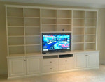 *Custom Wall Units - Bellevue Hill Premises