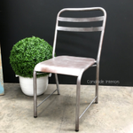 Alley Industrial Dining Chair