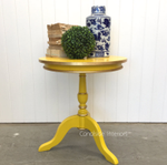Candy Crushed Side Table