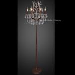 Florian Industrial Floor Lamp