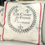 Cushion - La Cour De French
