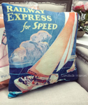 Cushion - Railway Express for Speed