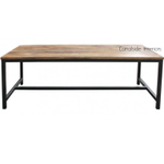 Ironside Industrial Dining Table