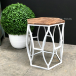 Braxton Side Table / Stool