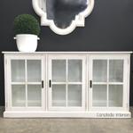 South Hamptons Glass Sideboard