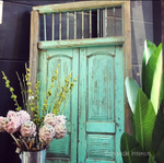 Reclaimed Antique Door VI