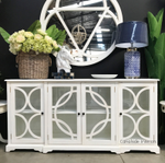 Mercia Glass Sideboard