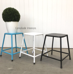 Checker Plate Stool