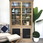 Sawyer Glass Display Cabinet