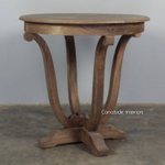 Downton Round Hall Table / Side Table
