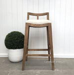 Cora Upholstered Bar Stool