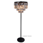 Odeon Fringed Floor Lamp