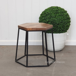 Honeycomb Low Stool / Side Table
