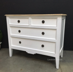 Peninsula 4 Drawer Chest