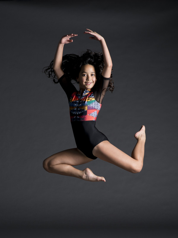 Amber Kids Leotard