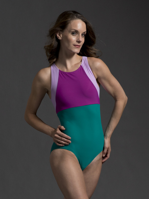 Isabel Leotard with Side Panels