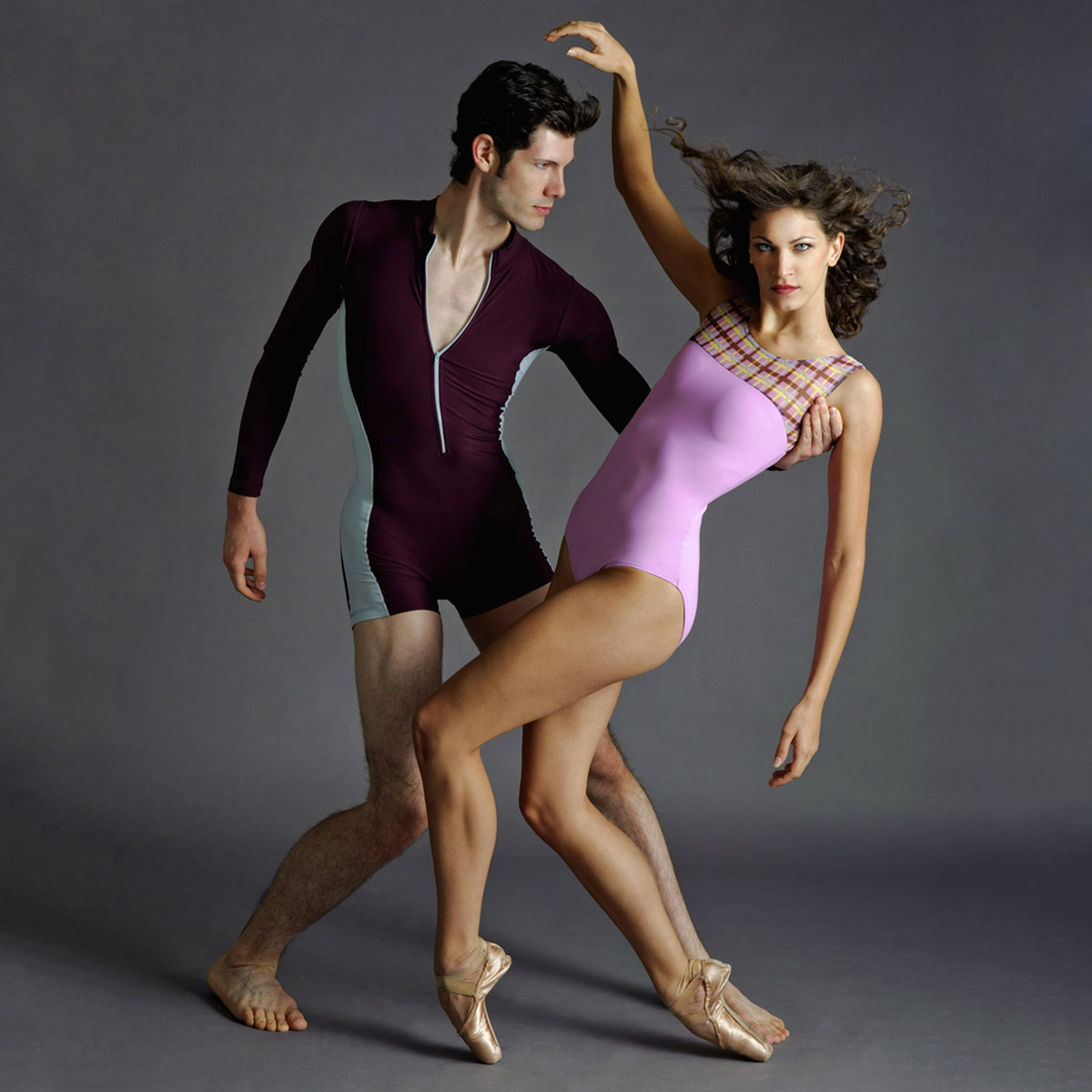 Leotard - Laico with sleeves