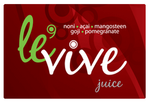 Le'Vive Ardyss International doesn't hold one key to health and wellness, it holds five. Le´Vive concentrates the power of the world's top five superfruit: Pomegranate, Açai Berry, Mangosteen, Gogi, and Noni into one powerful juice.  The combination of these superfruit juices leverages their synergetic action in your body to the fullest, helping to support good health.  It's no secret that more an more people are eating healthier today than in recent years. Developing better eating habits is great, but today's fast-paced society can trip up even the best of intentions. It is true that if we eat healthy, we shouldn't need something more.  However, the reality is that eating healthy isn't always easy or practical. Most people are lacking proper nutrition.  With a nutritional supplement like Le´Vive, people can get what their bodies need, no matter how busy their schedules are.