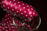 Polka Dot Custom KitchenAid *ARTWORK ONLY {mixer not included}