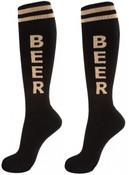 Unisex Beer Knee High Socks