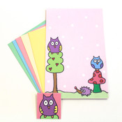 Original Owl Stationary - 15 pieces