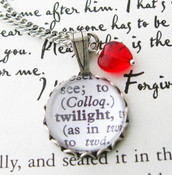 Twilight Love Necklace